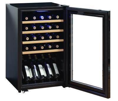 ワイン  セラー CD-30W庫内