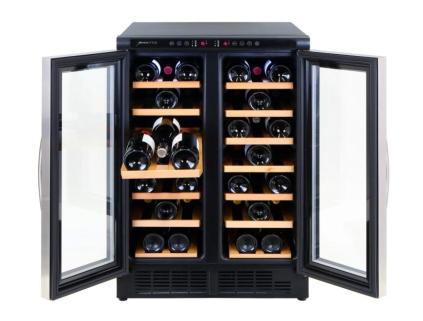 40本収納するワインセラー