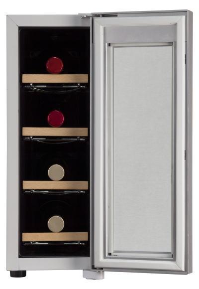 デバイスタイル 4本用ワインセラー CE-4W