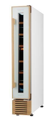デバイスタイル 7本用ワインセラー CE-C7W-W