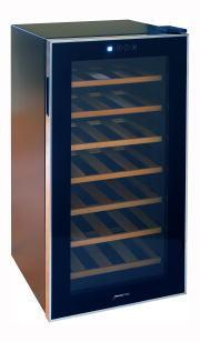 デバイスタイル 28本用ワインセラー WE-28W